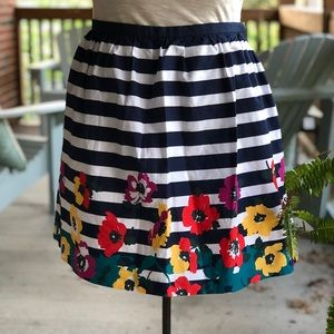 Banana Republic Summer Short Skirt Size 12